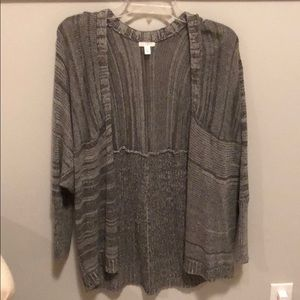 BP super cute gray cardigan